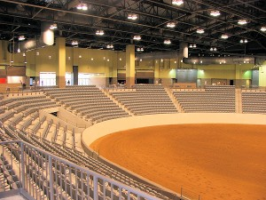New Indoor Kentucky Horse Park