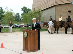 Executive Director KY Horse Park, John Nicholson
