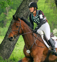 Jessica Phoenix on Exploring (Photo Credit:  www.useventing.com)