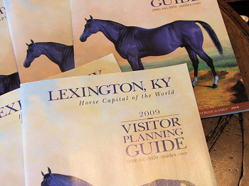 Visitors Guide of lexington