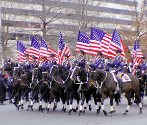 Culver Academies Black Horse Troop